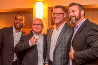 069 - Stanley Black & Decker Dinner with Cris Carter