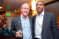 019 - Stanley Black & Decker Dinner with Cris Carter